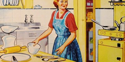 useful - 1950s - retro home @joylenton.com