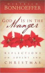 God is in the manger book image