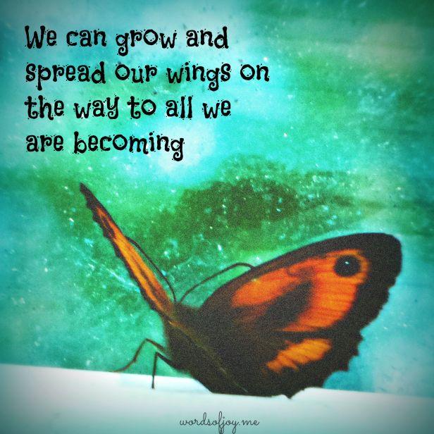 butterfly pin WoJ