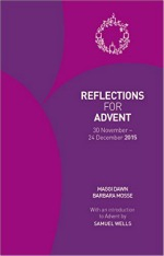 Reflections for Advent book image