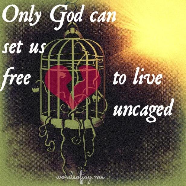 caged - WoJ