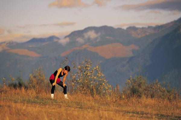 journeying - mountain walking - exhaustion