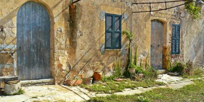 restore - property - old house @joylenton.com