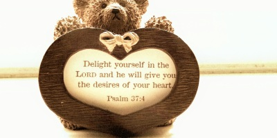 desire - delight in God bible verse quote @joylenton.com