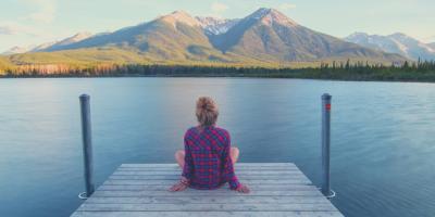 lake - seeking a place of rest, recovery, stillness and peace @joylenton.com